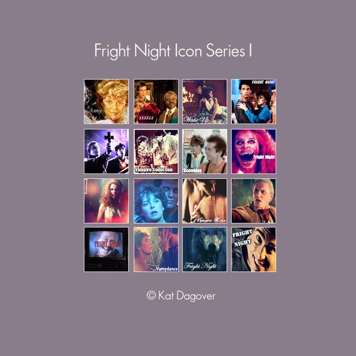 Icon Series - Fright Night