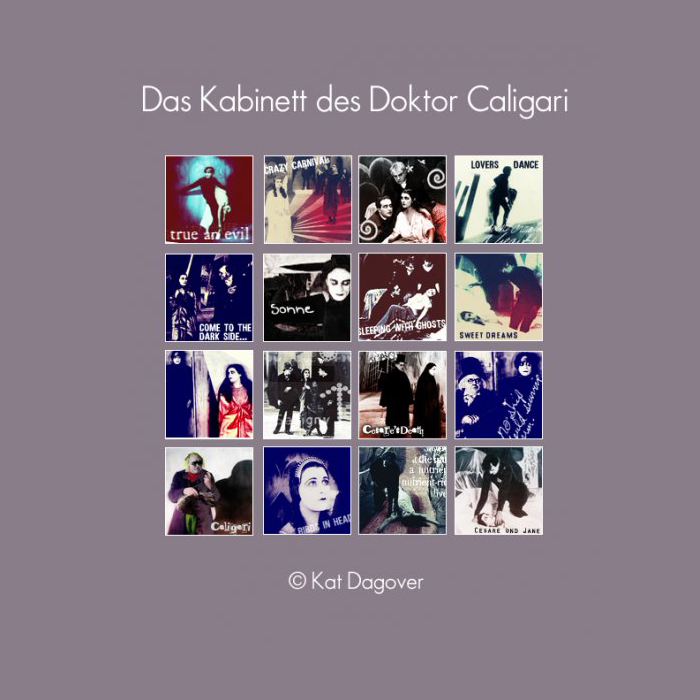 Icon Series - Das Kabinett des Doktor Caligari