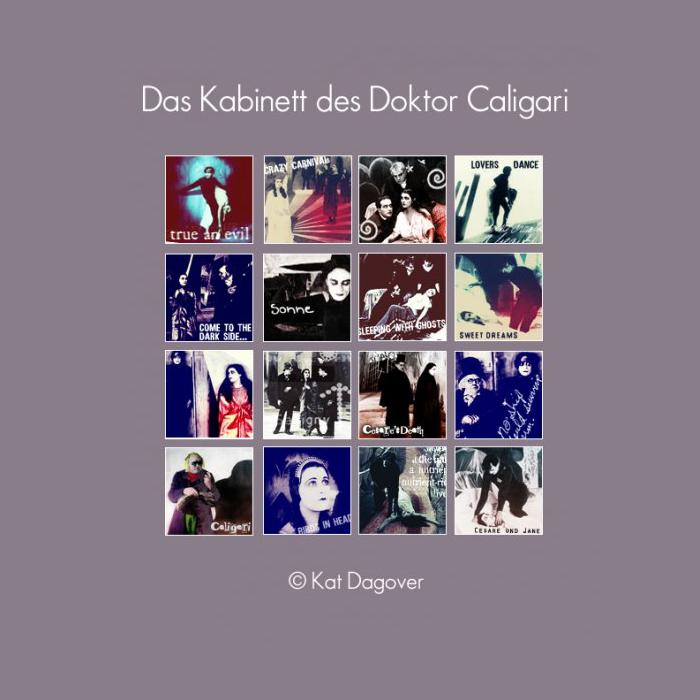 Icon Series - Das Kabinett des Doktor Caligari