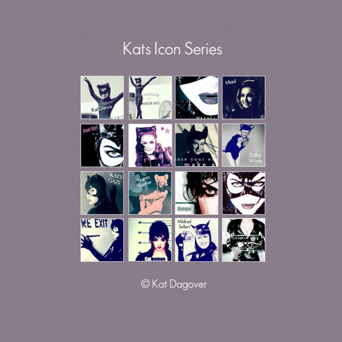 Icon Series - Kats