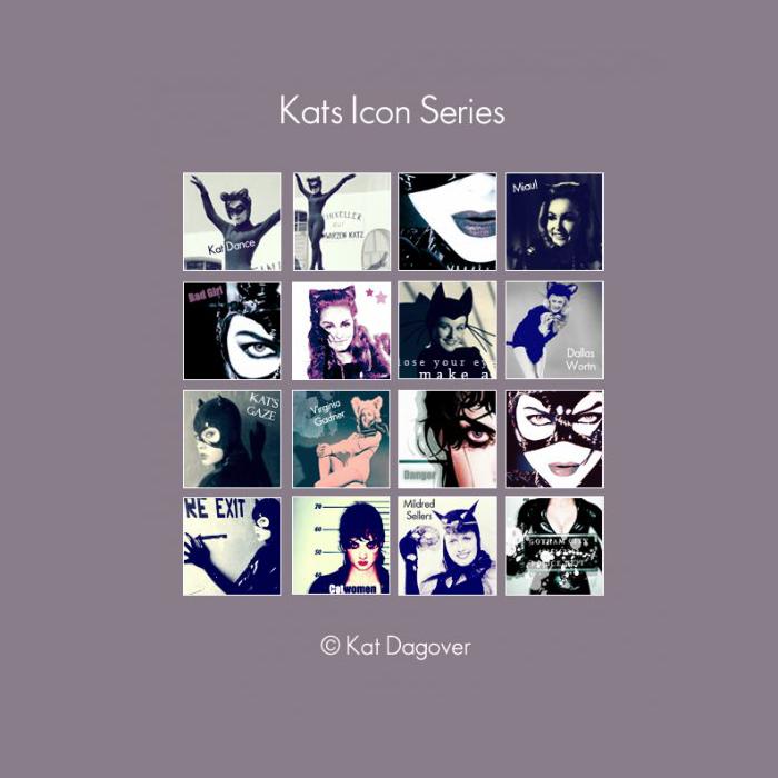 Icon Series - Kats