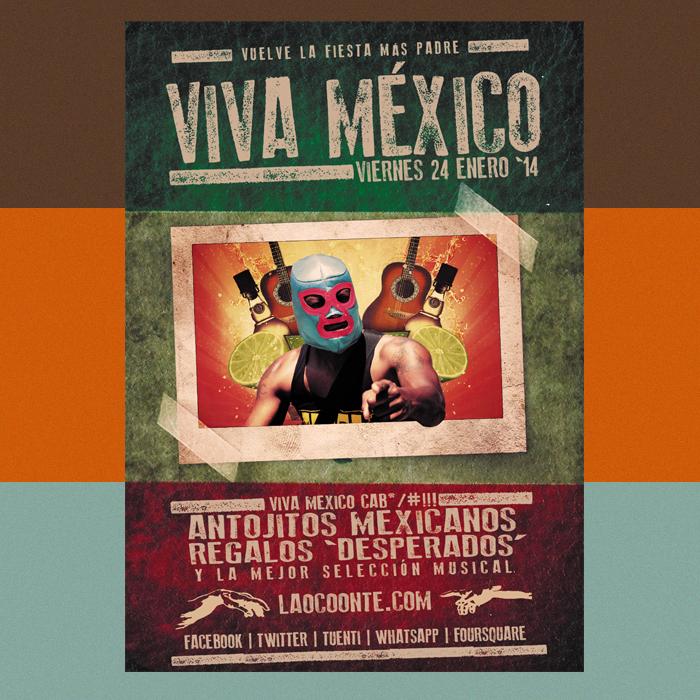 Viva México '14