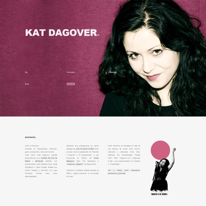 Kat Dagover ~ Website